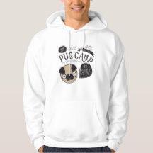 Pug Camp 2019 Men's Pullover Hoodie