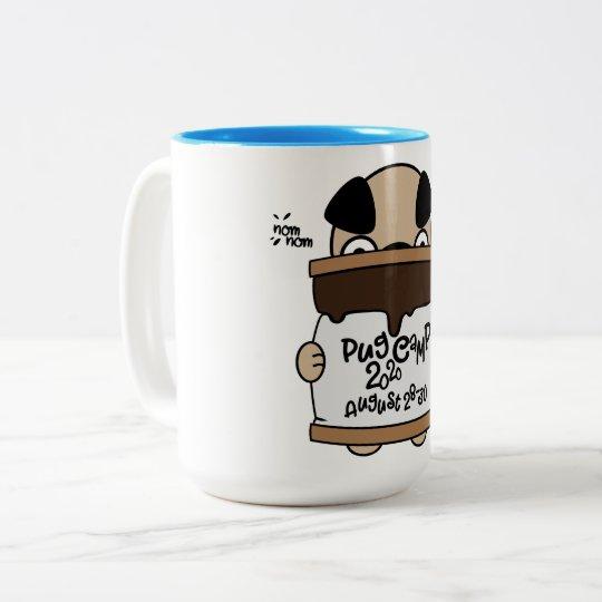 pug camp 2020 mug