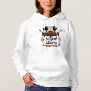 pug camp 2020 hoodie