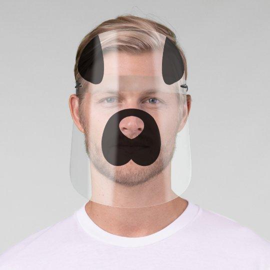 pug face shield