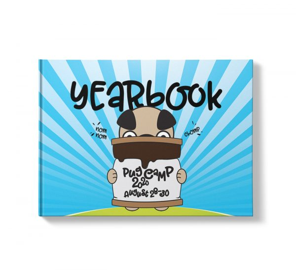 Pug Camp 2020 Yearbook